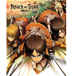 Poster Attack on Titan 258891