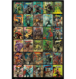 Poster Superhelden DC Comics 258917