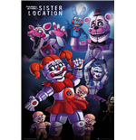 Poster Five Nights at Freddy's 258956