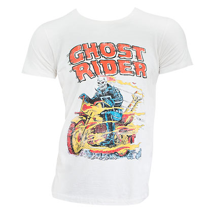 T-Shirt Ghost Rider Hell on Wheels