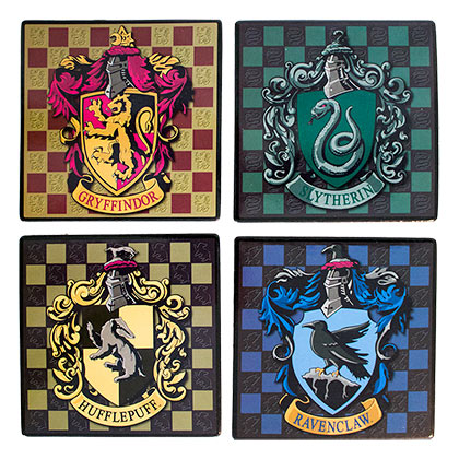 Untersetzer Harry Potter Hogwarts Coasters