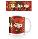 Harry Potter Tasse Kawaii Harry Ron Hermine