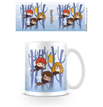 Harry Potter Tasse Kawaii Flying