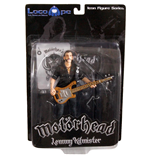 Motörhead Actionfigur Lemmy Kilmister Rickenbacker Guitar Cross 16 cm