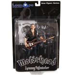 Motörhead Actionfigur Lemmy Kilmister Rickenbacker Guitar Dark Wood 16 cm