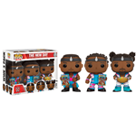 WWE Wrestling POP! Vinyl Figuren 3er-Pack The New Day Booty O'S 9 cm
