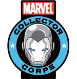 Marvel Comics POP! Pins Ansteck-Button Collector Corps War Machine