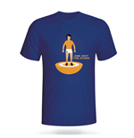 T-Shirt Holland Fussball
