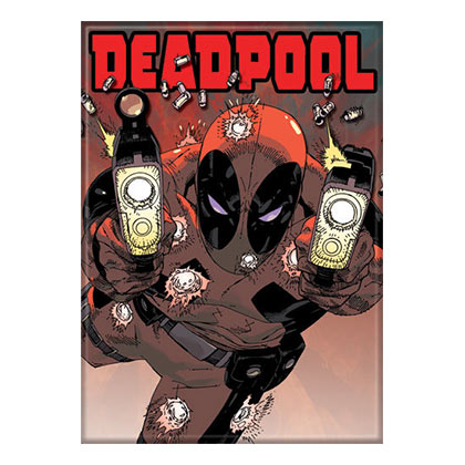 Magnet Deadpool Comic