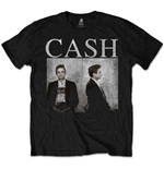 T-Shirt Johnny Cash 259718