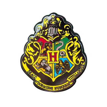 Brosche Harry Potter Hogwarts Lapel Pin