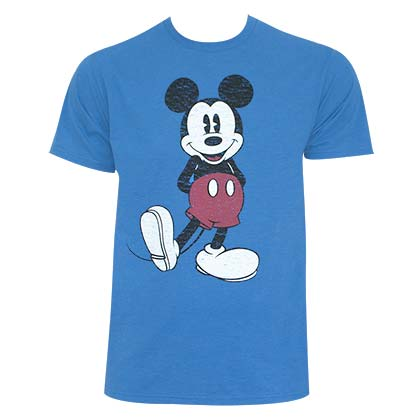 T-Shirt Mickey Mouse Retro