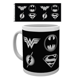 Tasse Superhelden DC Comics 259909