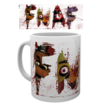 Tasse Five Nights at Freddy's 259919