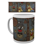 Tasse Five Nights at Freddy's 259921