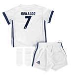 Mini Set Real Madrid 2016-2017 Home (Ronaldo 7)