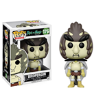 Rick and Morty POP! Animation Vinyl Figur Birdperson 9 cm