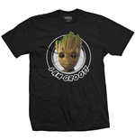 T-Shirt Guardians of the Galaxy Vol. 2 Groot Circular