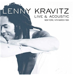 Vinyl Lenny Kravitz - Live & Acoustic New York, 14Th March 1994