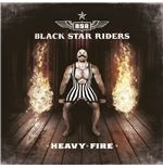 Vinyl Black Star Riders - Heavy Fire