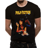 T-Shirt Pulp fiction - Uma