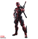 Marvel Comics Variant Play Arts Kai Actionfigur Deadpool 27 cm