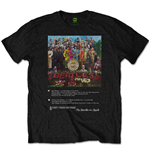 T-Shirt Beatles 261340