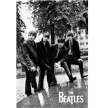 Poster Beatles - Pose