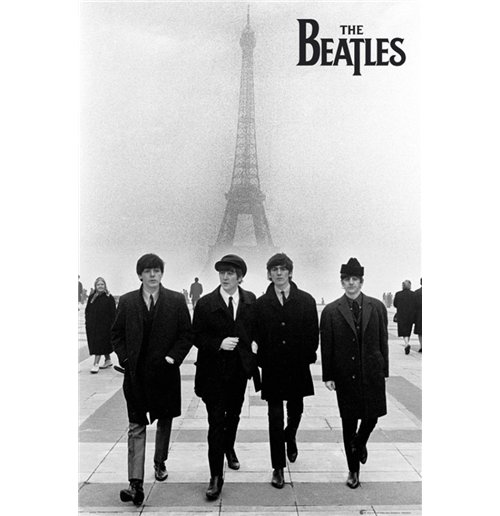 Poster Beatles 261343