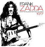 Vinyl Frank Zappa - Live At The Palladium New York Halloween 1977