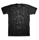 T-Shirt Alice in Chains