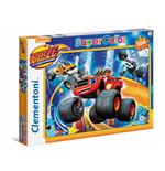 Puzzle Blaze and the Monster Machines 261644