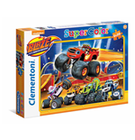 Puzzle Blaze and the Monster Machines 261647