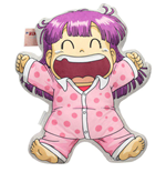 Dr. Slump Kissen Arale Sleeping 35 cm