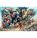 Poster Superhelden DC Comics 261751