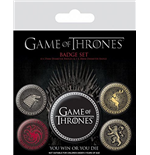 Brosche Game of Thrones  261767