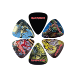 Plektrum Iron Maiden