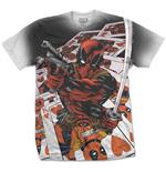 T-Shirt Deadpool 261823