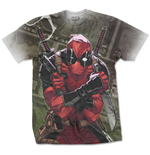T-Shirt Deadpool 261824