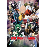 Poster One-Punch Man 262012
