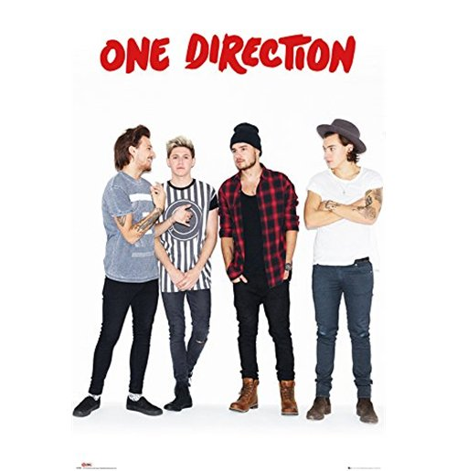 Poster One Direction - New Group Maxi Poster (61x91,5 Cm)