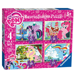 Puzzle My little pony 262047
