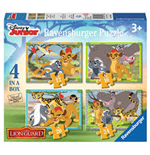 Puzzle The Lion Guard 262049