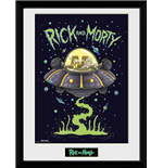 Kunstdruck Rick and Morty 262058