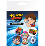 Brosche Yo-kai Watch 262131