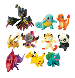 Pokemon Actionfiguren 6 cm Sortiment (8)
