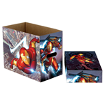 Marvel Comics Archivierungsboxen Iron Man Flight 23 x 29 x 39 cm Umkarton (5)