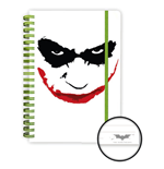 The Dark Knight Notizbuch A5 Joker Umkarton (12)