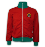 Trainingsjacke Vintage Ungarn Fussball