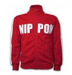 Trainingsjacke Vintage Japan Fussball